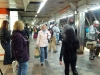 The mission field in the subways. Each person a soul God cares about and one that needs to hear and respond to the gospel.