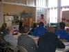 OAC Missionary Sue teaches the NJ group.