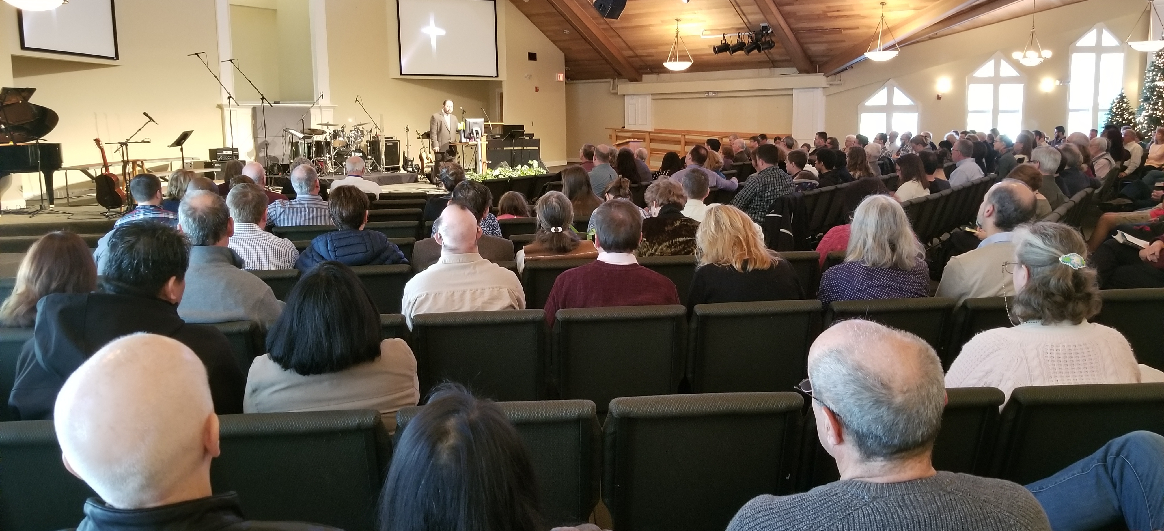 I had the honor to be the keynote preacher at a Missions Conference. It was terrific! The text, Matthew 5, 'The Beatitudes.' True born-again believers will be different than the world, and different than how we were before Christ. And we'll be so in love and awe with Jesus that it'll be hard to shut us up from talking about Him!