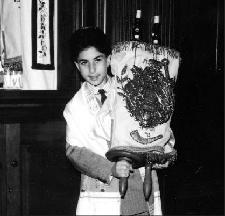Me, June 21, 1986
