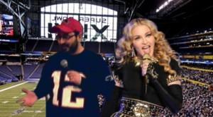 Mark vs Madonna - Super Bowl Half-Time Showdown