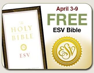 Free ESV Bible for OliveTree Bible Software