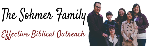 The Sohmer Family, Missionaries with OAC