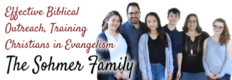 The Sohmer Family, Missionaries with GNM
